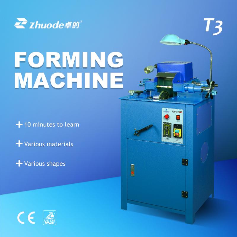 Speed adjust Forming machine T3