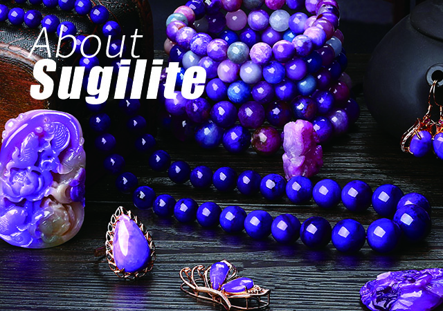About the story of sugilite