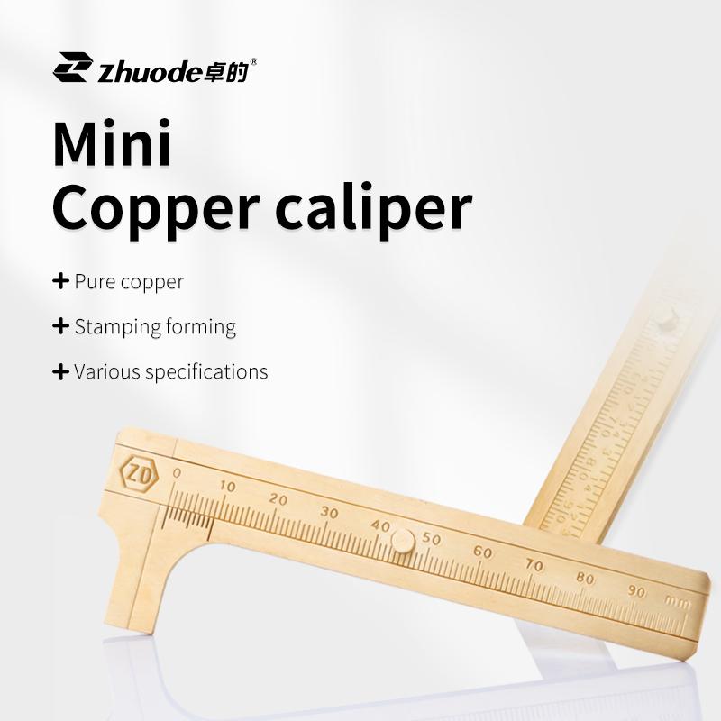 Copper caliper